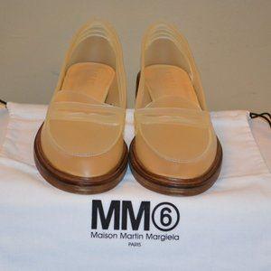 Maison Martin Margiela MM6 loafers sz40
